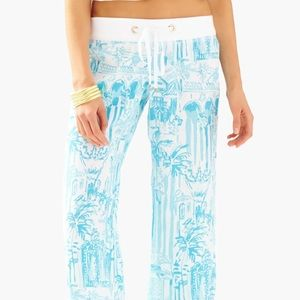Lilly Pulitzer Beach pants